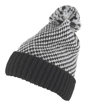 heine Mütze - schwarz