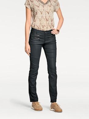Rick Cardona Jeans - schwarz