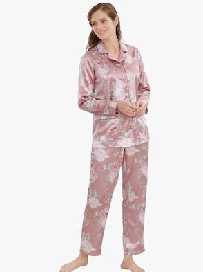 Schlafanzug - rosenholz