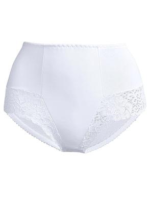 wäschepur Formslip - weiß