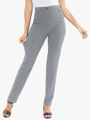 Kalhoty - šedá
