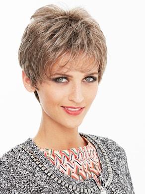 Perücke Anna - grau-blond