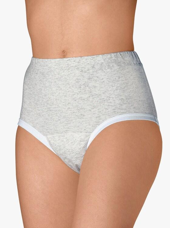 Inkontinenz-Slip - weiß