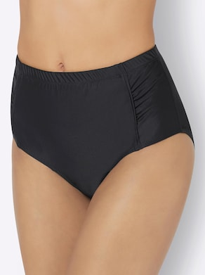 feel good Bikini-Slip - schwarz