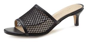 LASCANA Pantolette - schwarz