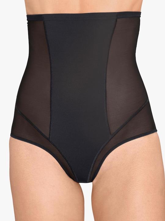 wäschepur Correctieslip - zwart