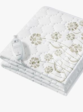 Wärmeunterbett - weiß