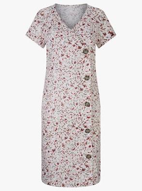 Kleid - natur-braun