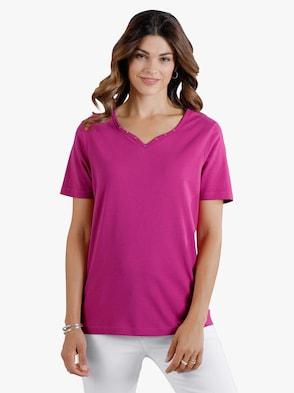 Shirt - fuchsia