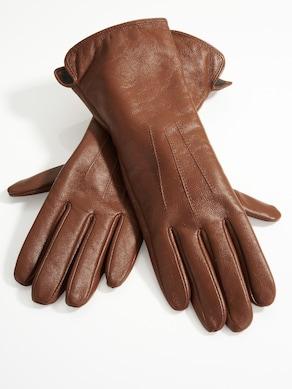 heine Handschuhe - cognac