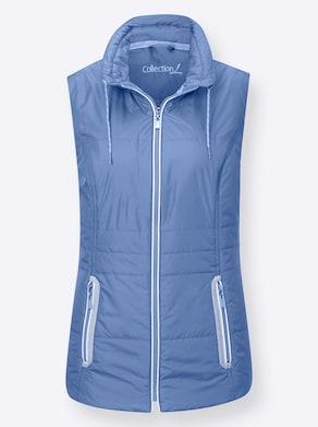 Collection L Weste - bleu