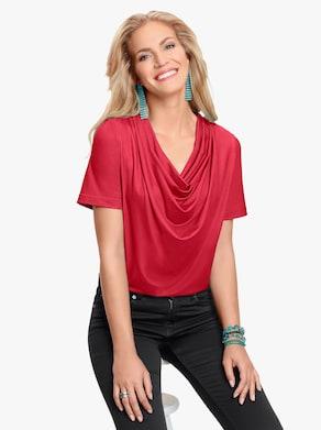 Tričko - červená