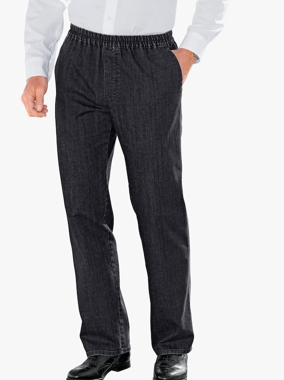 Brühl Jeans - black-denim