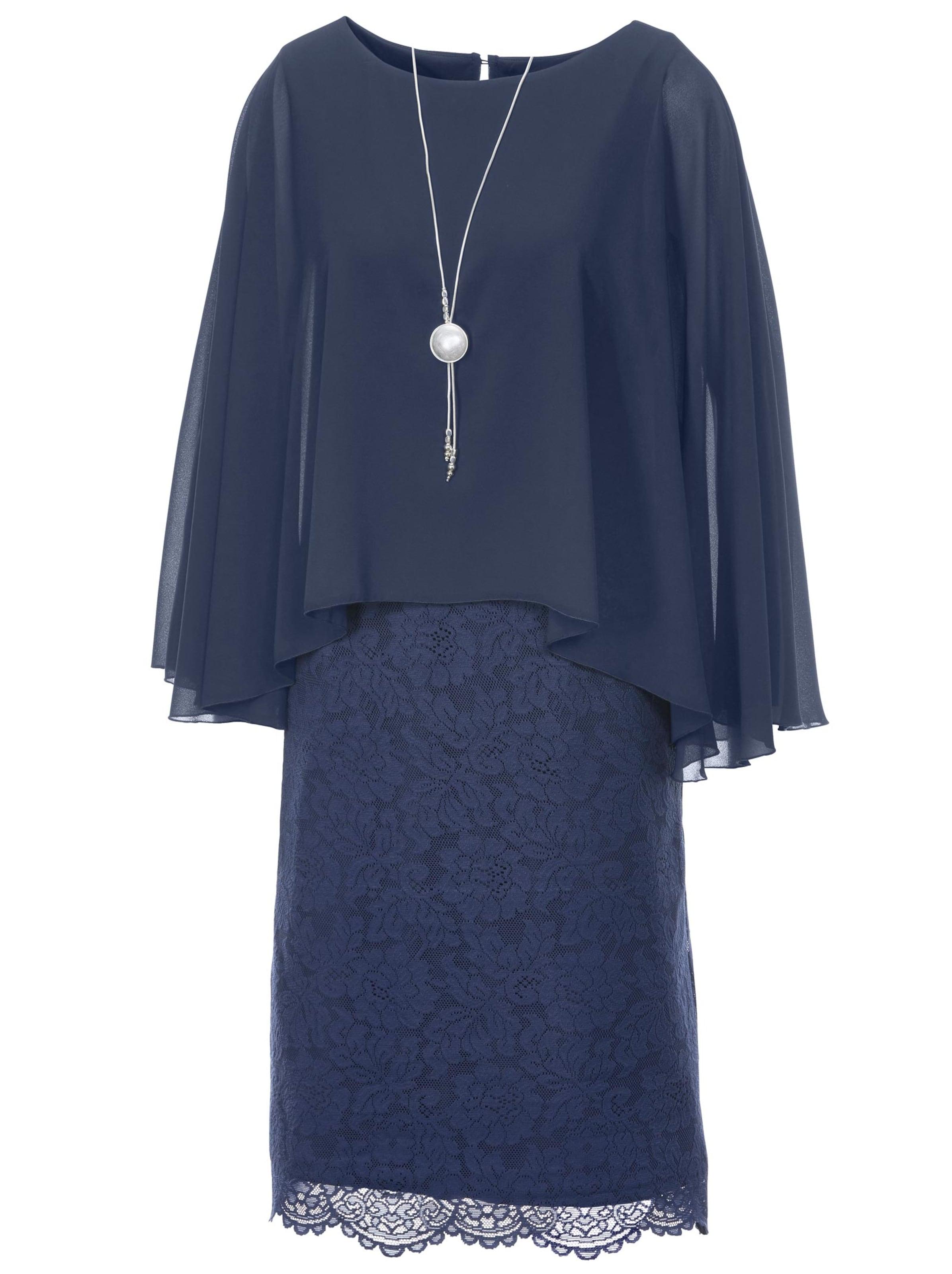 witt weiden - Damen Kleid royalblau