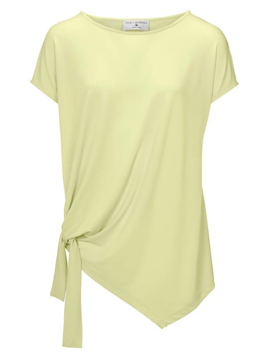 Ashley Brooke Rundhals-Shirts - vanille
