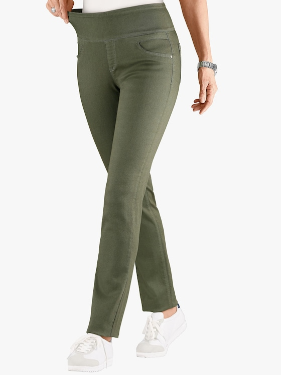 Collection L Hose - khaki