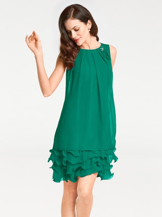 Patrizia Dini Cocktailkleid - grün