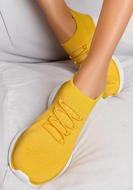 LASCANA Sneaker - geel