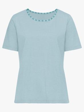 Shirt - mint-meliert
