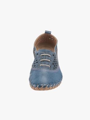 Gemini Schnürschuh - jeansblau