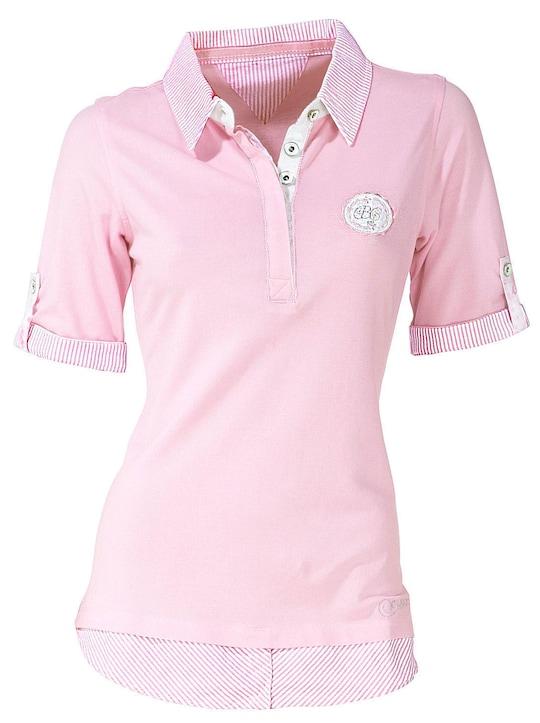 Poloshirt - rosé