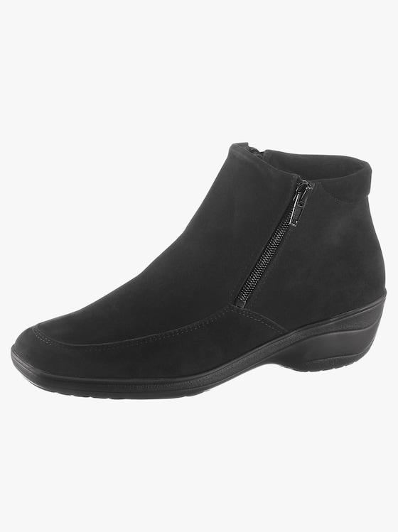 RD-Soft Stiefelette - schwarz