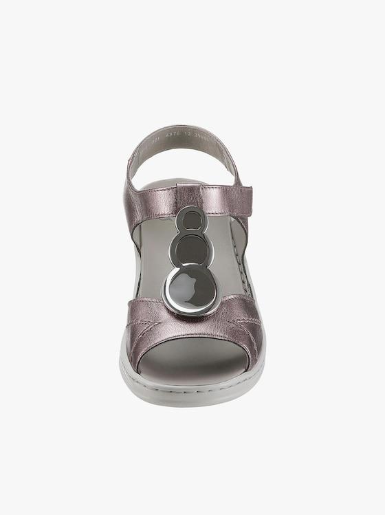 ARA Sandalette - bronzefarben