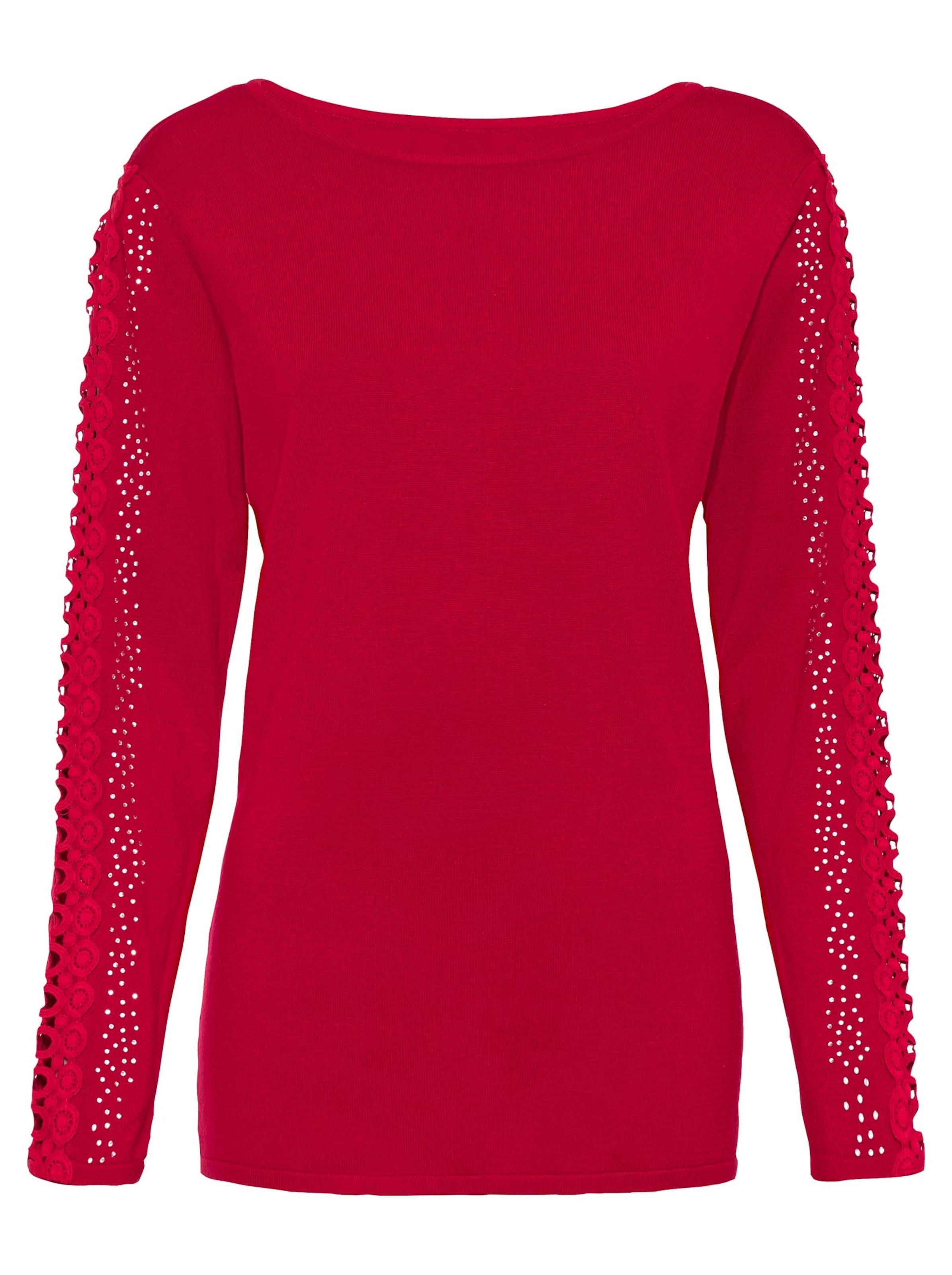 witt weiden -  Damen Pullover rot