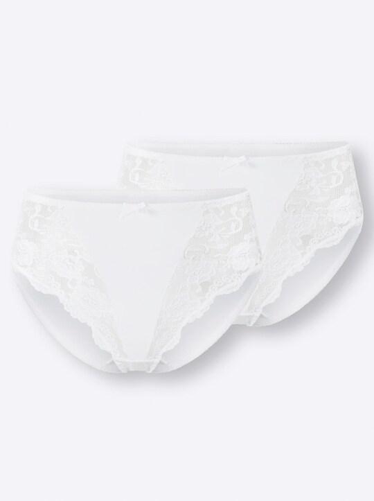 Sassa Slip - weiß