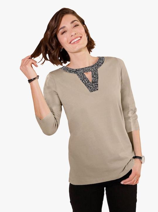 Tričko - sezamová