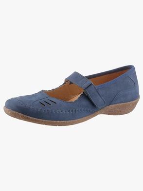 Slipper - blau