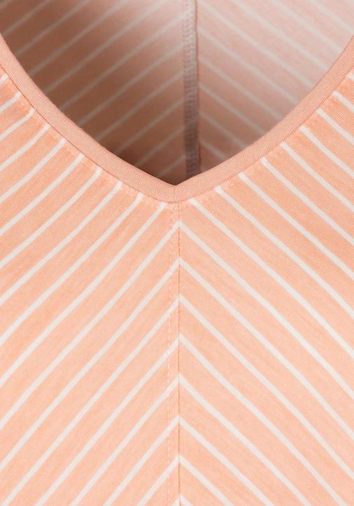 LASCANA T-Shirt - apricot