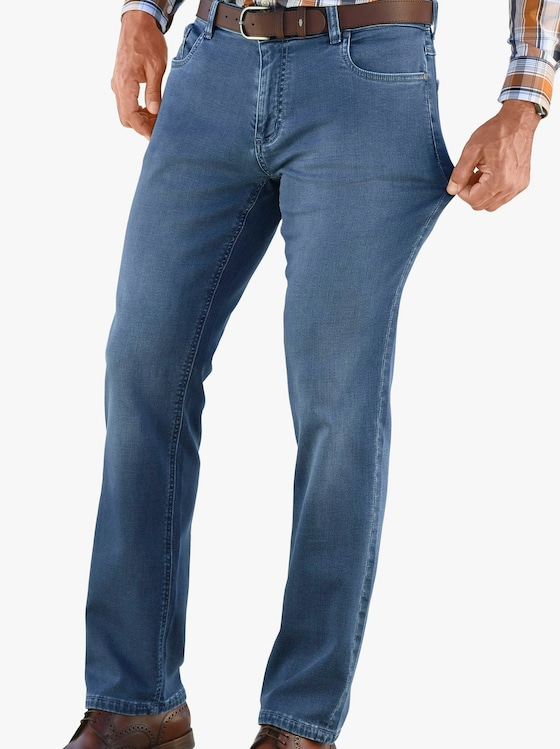 Marco Donati Jeans - blue-stone-washed