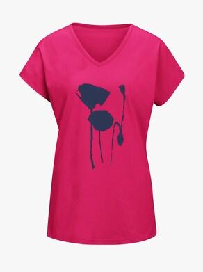 Freizeitshirt - pink