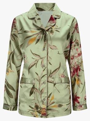 Pyjama - lindgrün