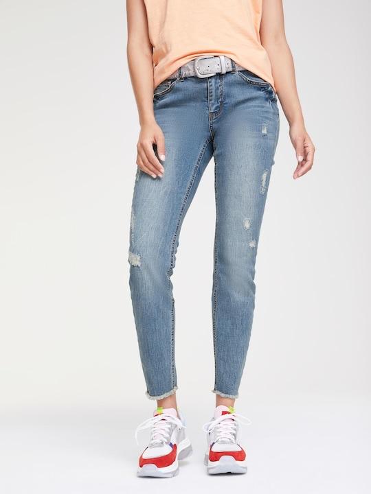 Linea Tesini Jeans - blue stone