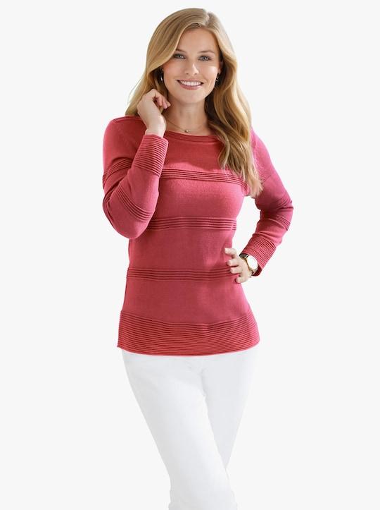 Pullover - aardbei