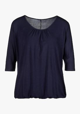 LASCANA 3/4-Arm-Shirt - navy