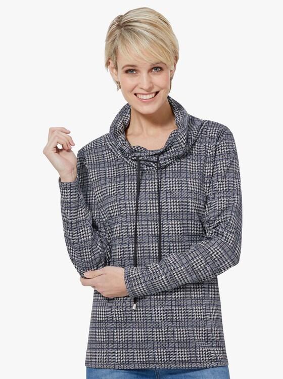 Collection L Shirt - royal-gemustert