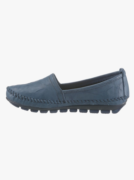Gemini Slipper - blau