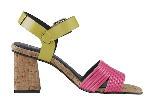 heine Sandalette - pink